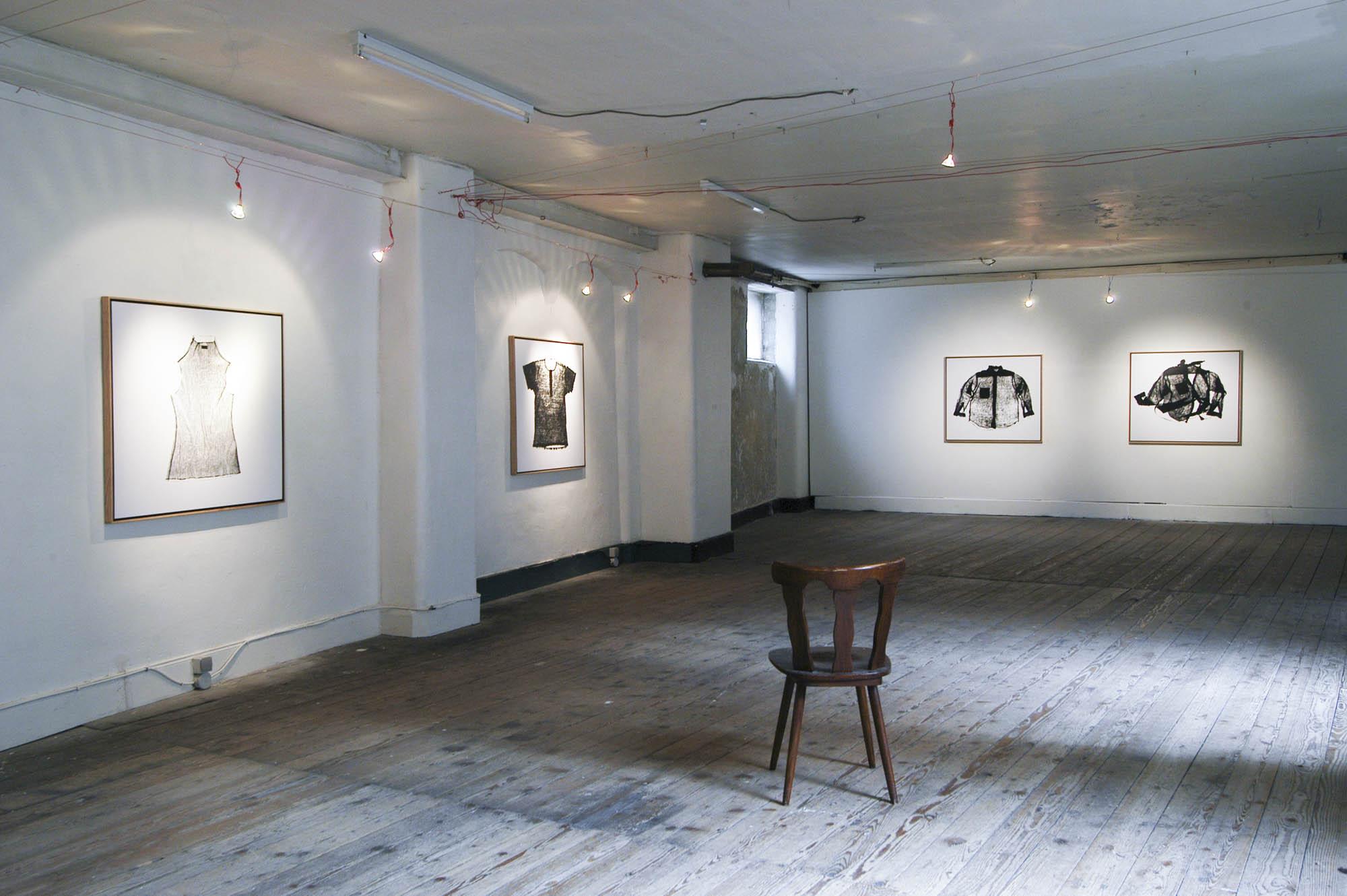 Exhibition solo at Galerie STIMULTANIA, 2005 (Strasbourg)